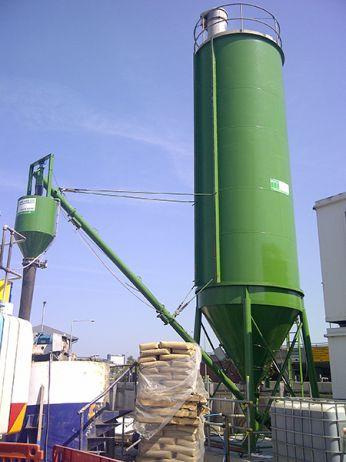 vertical silos