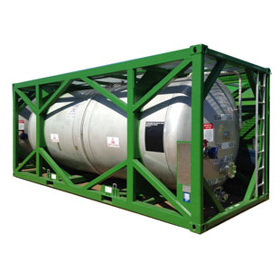 Tanks and silos for short-term, long-term and emergency storage of solids and liquids