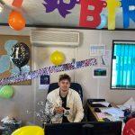 Happy 21st Jamie!
